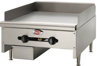 Wells Gas Griddle IPGG-36