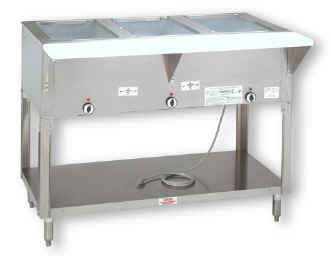 Steam Tables AA Restaurant Equipment - Restaurant equipment steam table