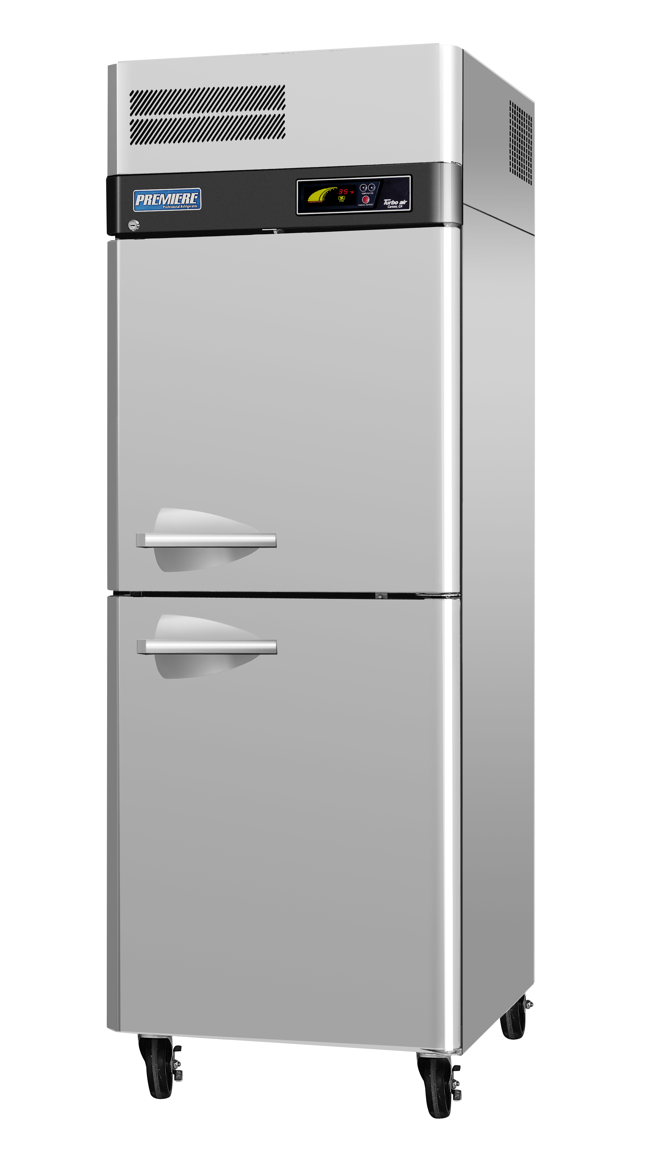 Premiere PRO Series Refrigerator, reach-in, one-section