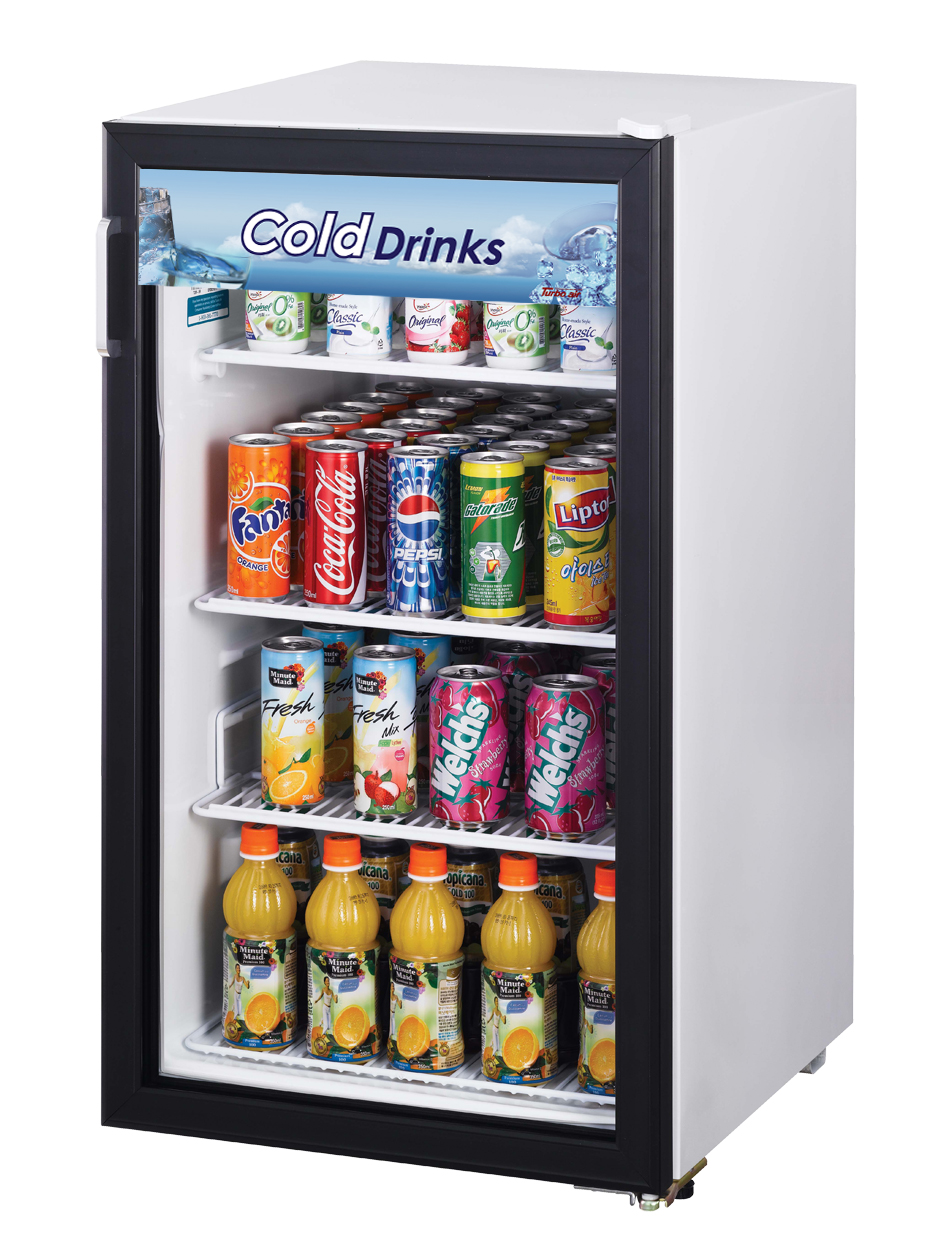refrigerated merchandiser one section 5 cu ft - Beer Merchandiser