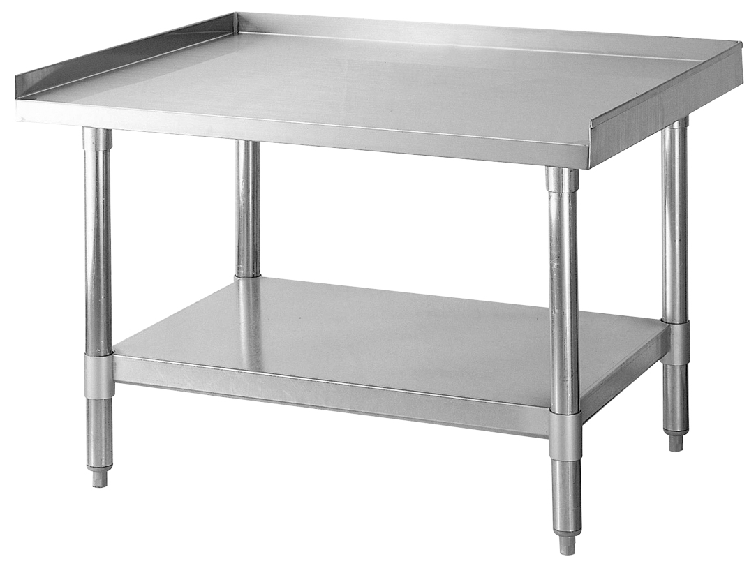 Equipment Stand 30 X 60 Stainless Steel Top