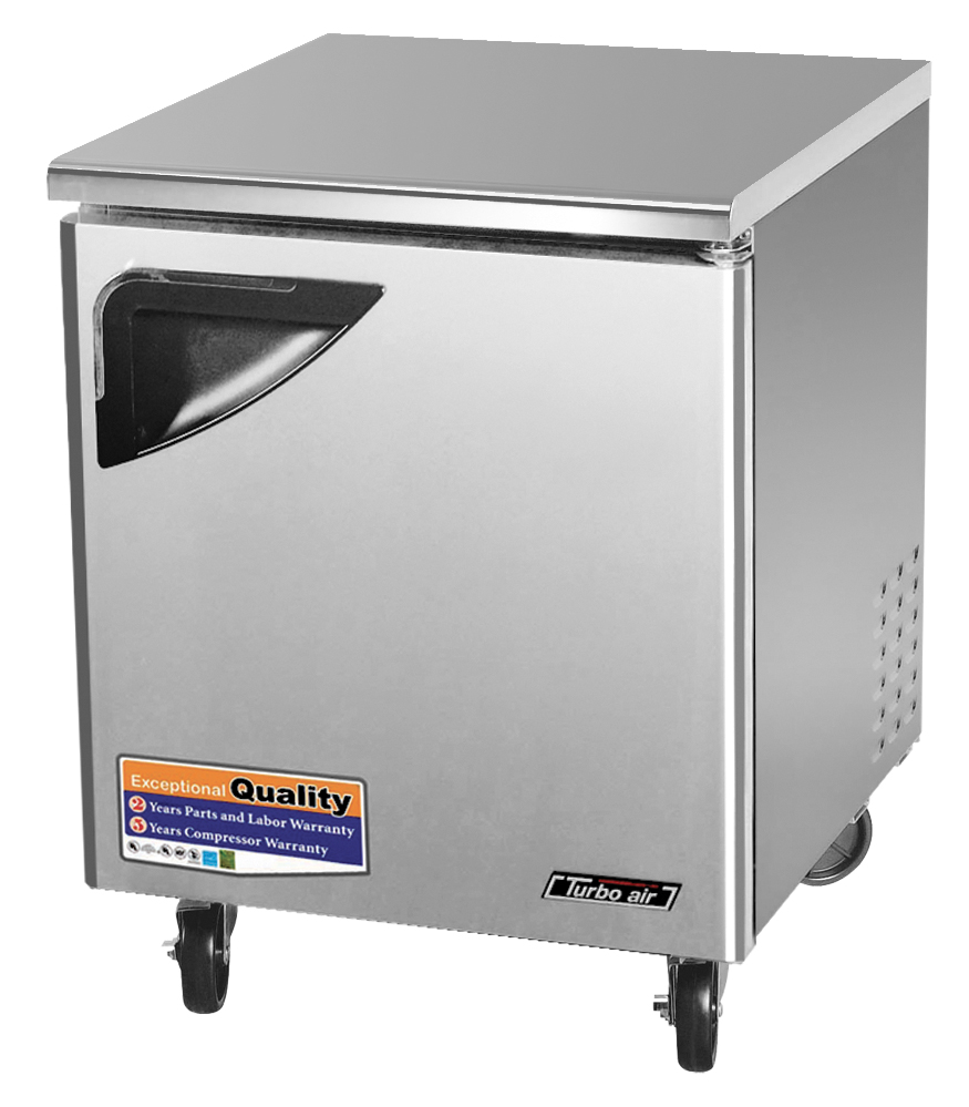 Super Deluxe Series Undercounter Freezer, one-section